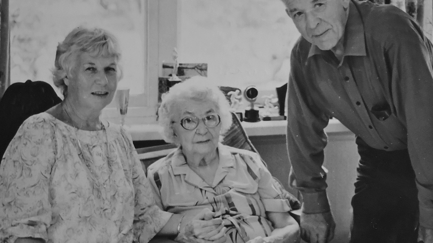 Historia rodziny Nuske